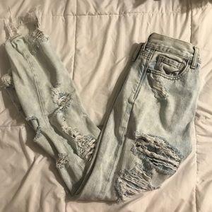 American Eagle boyfriend jeans never worn
